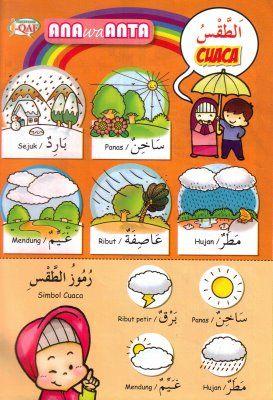 cuaca dalam Bahasa Arab