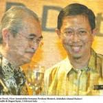 YAB Dato' Seri Ir. Hj Mohd Nizar Jamaluddin