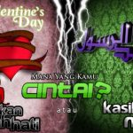 Sejarah Dan Hukum Menyambut Valentine's Day