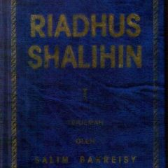 RIADHUS SOLIHIN : Niat Ikhlas – Ayat Al-Qur'an
