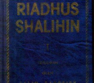 RIADHUS SHALIHIN (1) : Taubat – Hadith 10