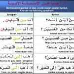 اللغة العربية/LUGHAH/BAHASA: Pelajaran 4.2: Jawapan Latihan 1, 2, 3 ( مـِــنْ = dari, daripada, إ ِلـَــى = ke, kepada)
