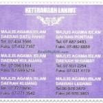 Program Penilaian Semula Hafiz Hafizah Al-Quran Negeri Johor