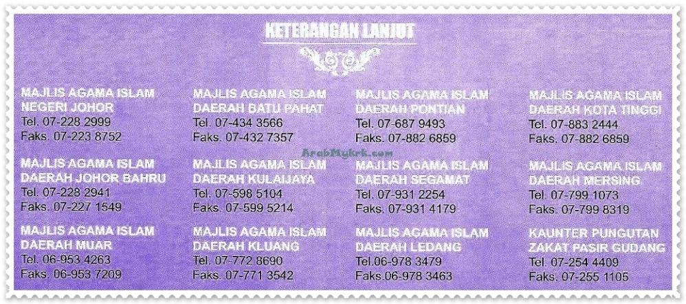 Majlis Agama Islam Negeri Johor